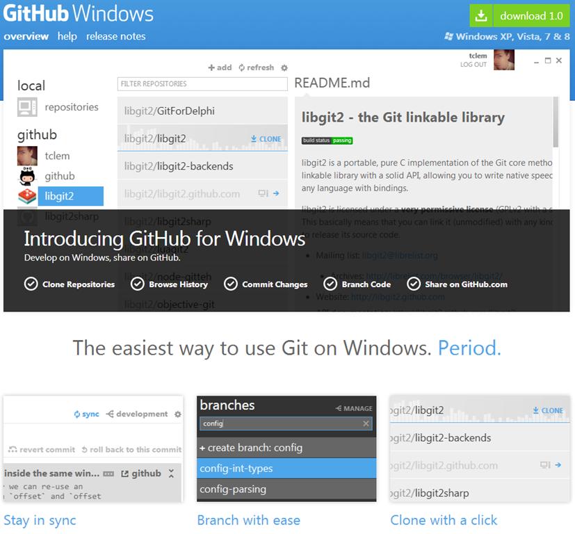 Git for the  NET Developer: Part 2 – Setting up Git